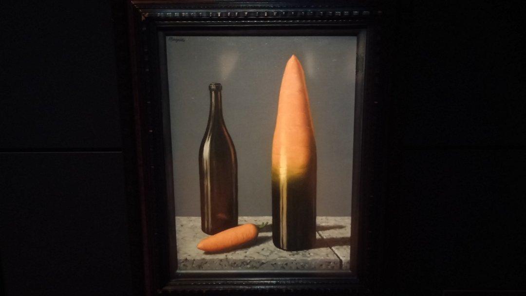 magritte-zanahoria