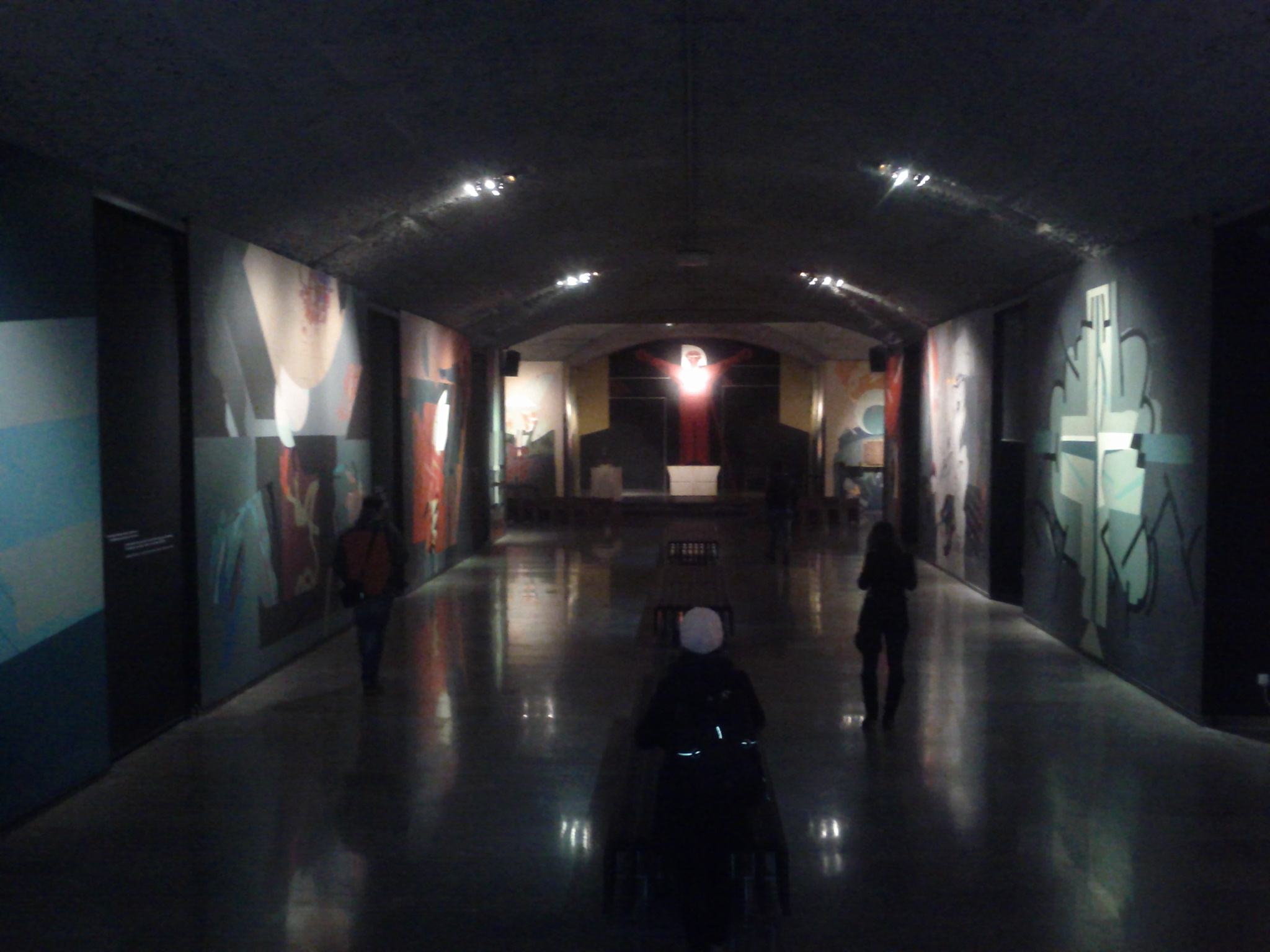 cripta de Néstor Basterretxea