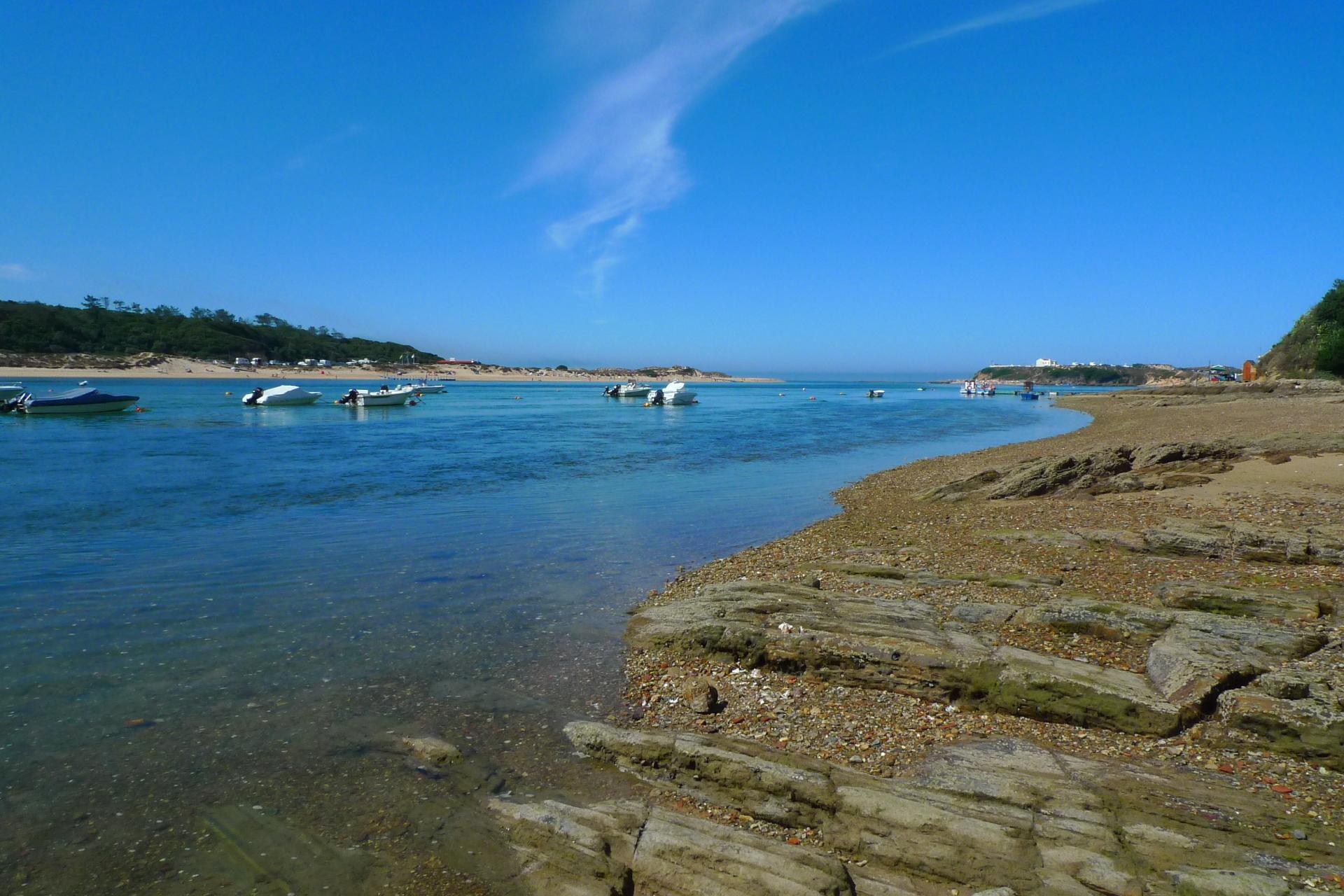 playa de vila nova de milfontes