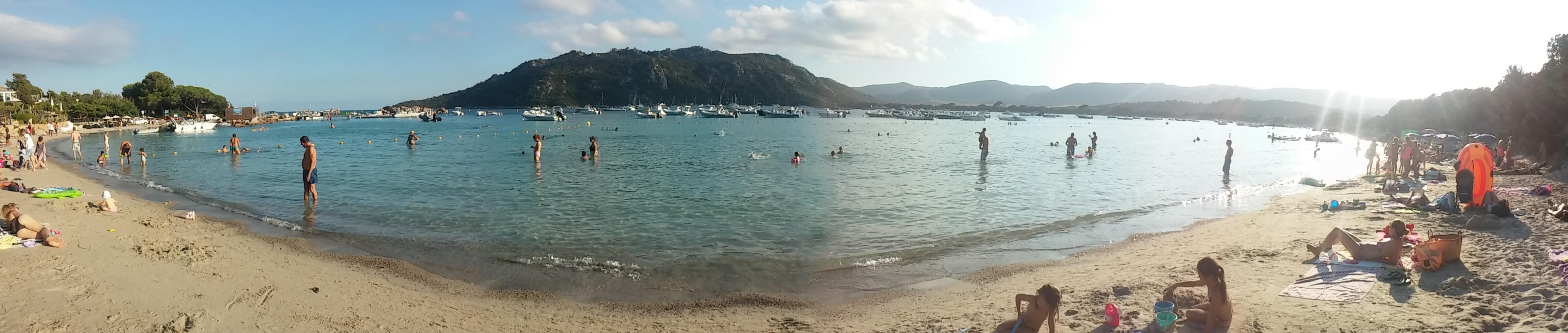playa-santa-giulia-panoramica-corcega